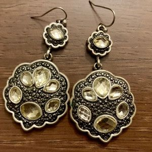 Jessica Simpson earrings